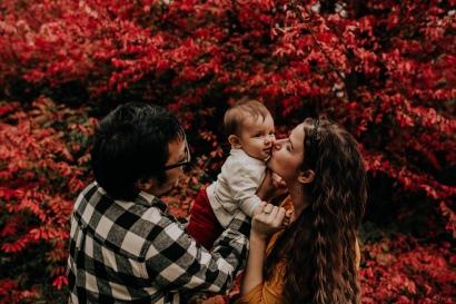 Chelsea Kyaw Photo - Des Moines Family Photographer
